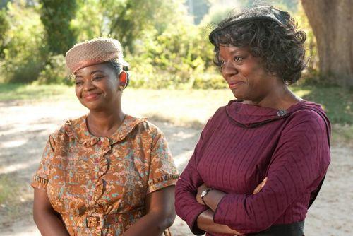 THE HELP Viola Davis