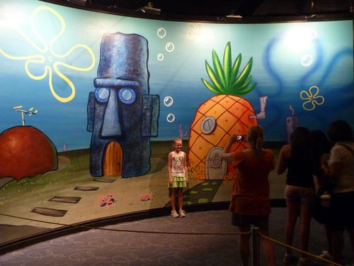 Jimmy Neutron's Nicktoon Blast Universal Studios 17