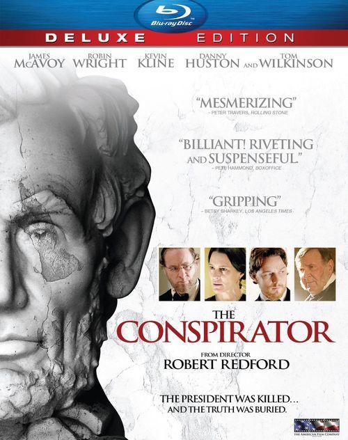 CONSPIRATOR Blu-ray
