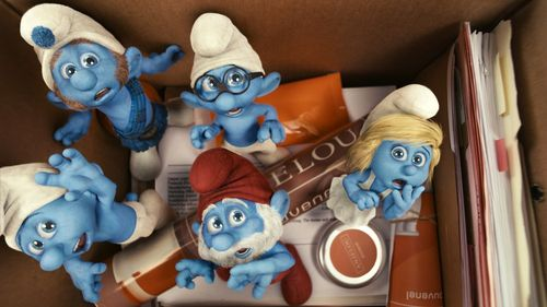 SMURFS Drawer