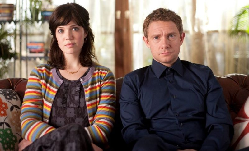 SWINGING WITH THE FINKELS Mandy Moore Martin Freeman