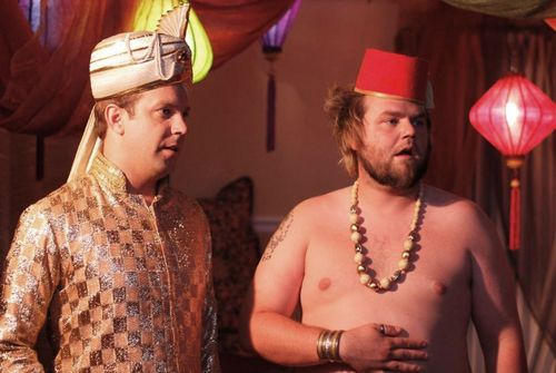 A GOOD OLD FASHIONED ORGY Tyler Labine