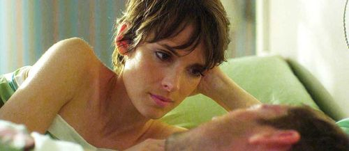 STAY COOL Winona Ryder