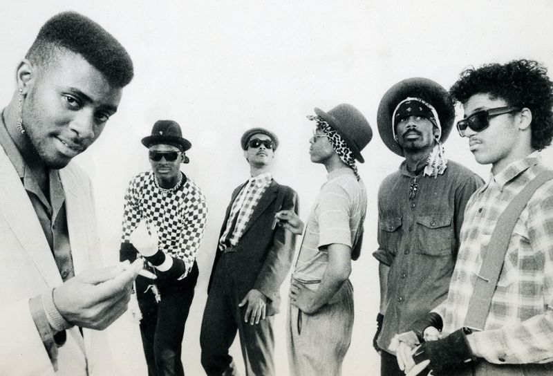 EVERYDAY SUNSHINE Fishbone 1985