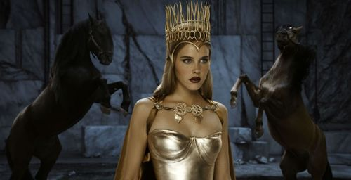 IMMORTALS Isabel Lucas