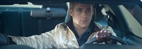 DRIVE Ryan Gosling Car