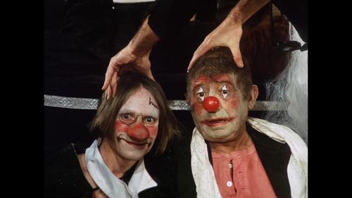 CLOWNS Hand Clowns