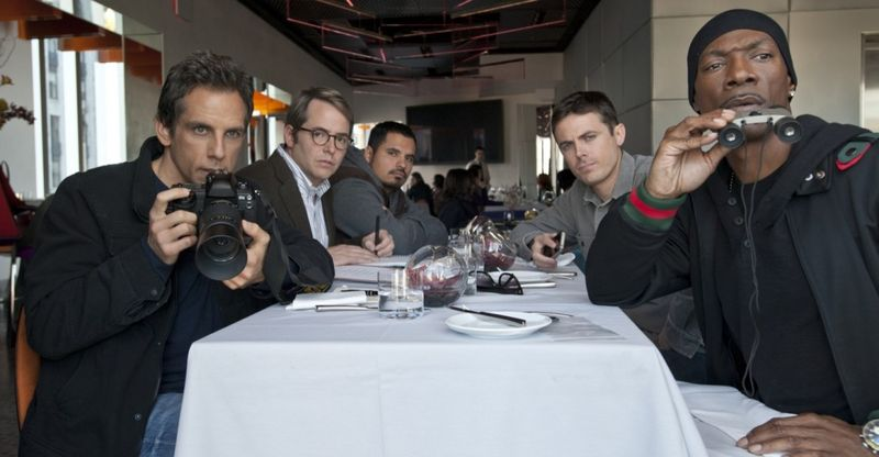 TOWER HEIST Cast