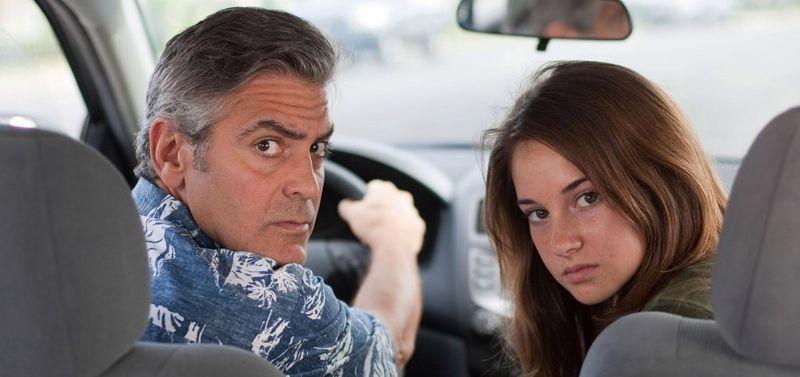 DESCENDENTS George Clooney