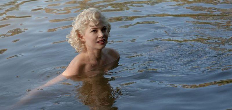 MY WEEK WITH MARILYN Pond