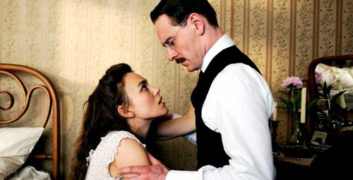 DANGEROUS METHOD Michael Fassbender