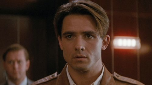 ROCKETEER Billy Campbell
