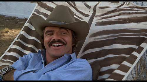 SMOKEY AND THE BANDIT Burt Hammock