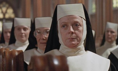 SISTER ACT Maggie Smith