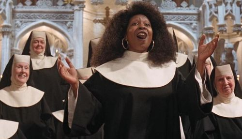 SISTER ACT I Will Follow Him