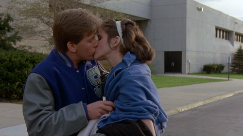BREAKFAST CLUB School Kiss