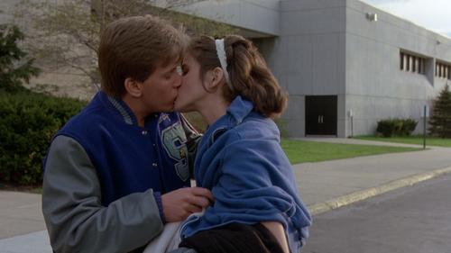 BREAKFAST CLUB School Kiss