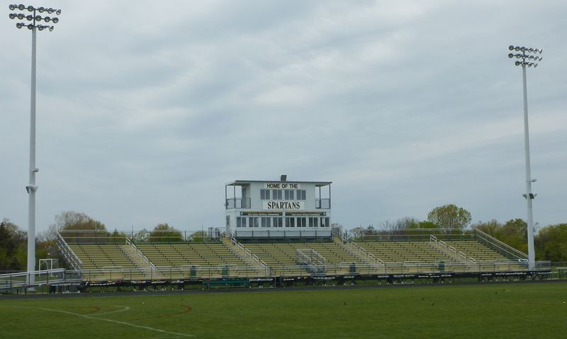 BREAKFAST CLUB Today Shermer High School Football Field
