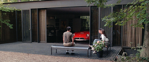FERRIS BUELLER'S DAY OFF Garage 2