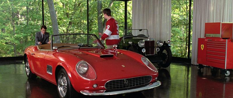 FERRIS BEULLER Ferrari