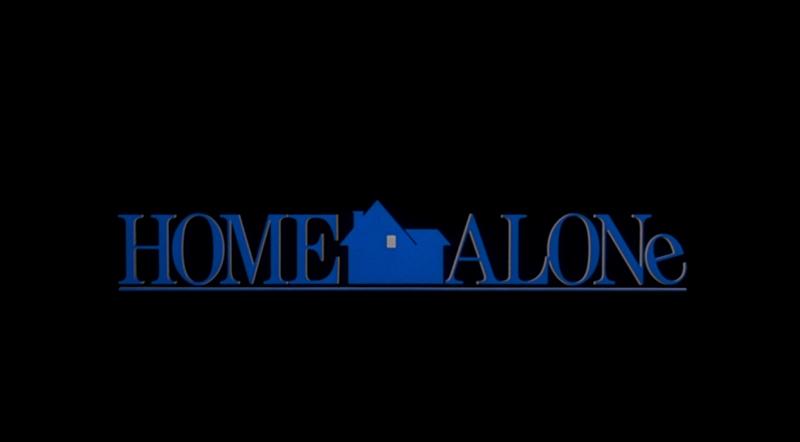 HOME ALONE Title