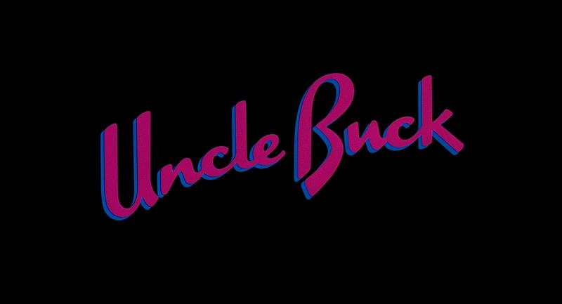 UNCLE BUCK title