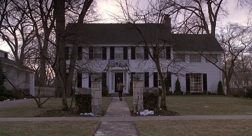 UNCLE BUCK house