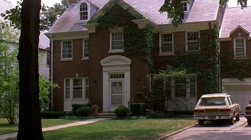 SIXTEEN CANDLES Samantha's House 2