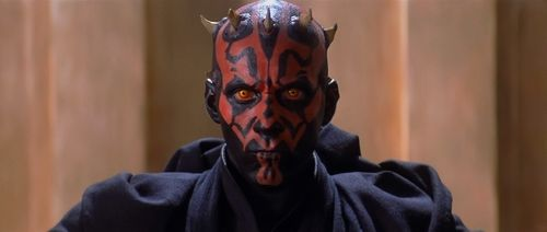 STAR WARS THE PHANTOM MENACE 3D Still 1