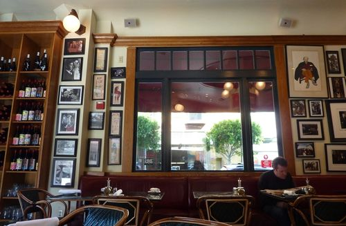 Cafe Zoetrope San Francisco 3