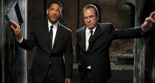 MEN IN BLACK 3 Still 1