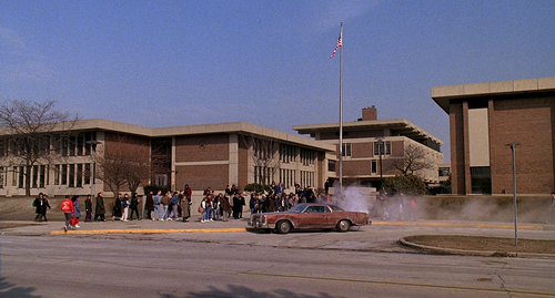 UNCLE BUCK school