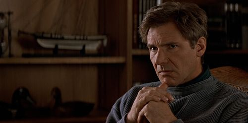 PATRIOT GAMES Harrison Ford 3