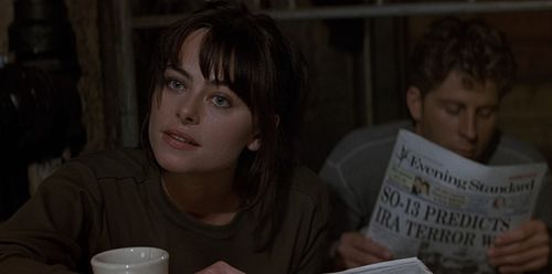 PATRIOT GAMES Polly Walker
