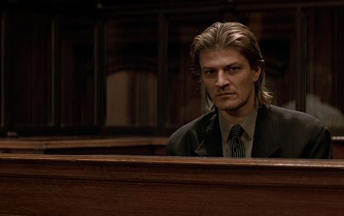 PATRIOT GAMES Sean Bean 3
