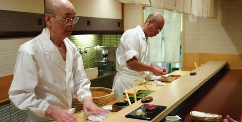 JIRO DREAMS OF SUSHI Still 3