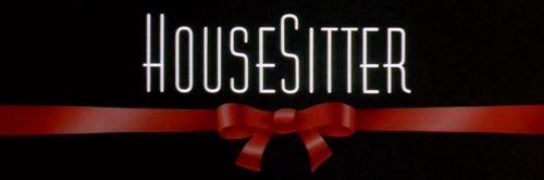 HOUSESITTER title