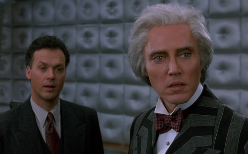 BATMAN RETURNS Christopher Walken