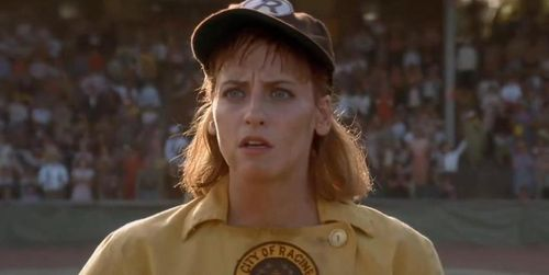 A LEAGUE OF THEIR OWN Lori Petty
