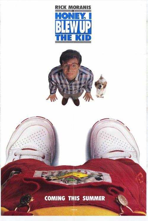 HONEY I BLEW UP THE KID Poster