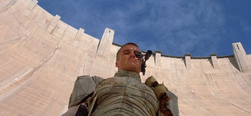 UNIVERSAL SOLDIER Hoover Dam