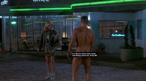 UNIVERSAL SOLDIER Jean-Claude Van Damme Nudity 2