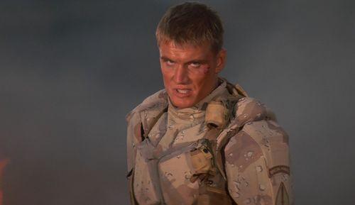 UNIVERSAL SOLDIER Dolph Lundgren