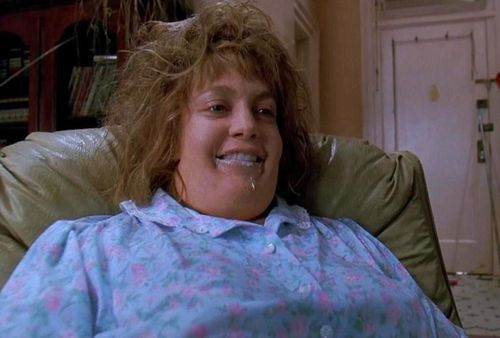 DEATH BECOMES HER Goldie Hawn obese