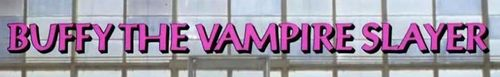 BUFFY THE VAMPIRE SLAYER 1992 Title