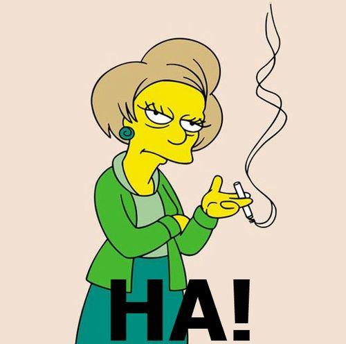 Edna Krabappel