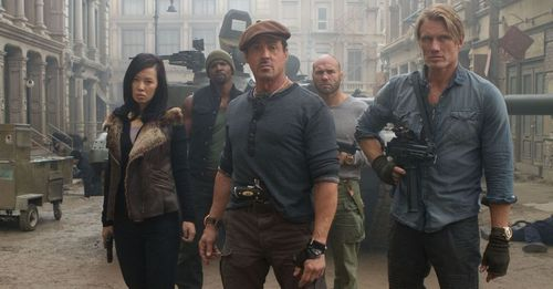 EXPENDABLES 2 1