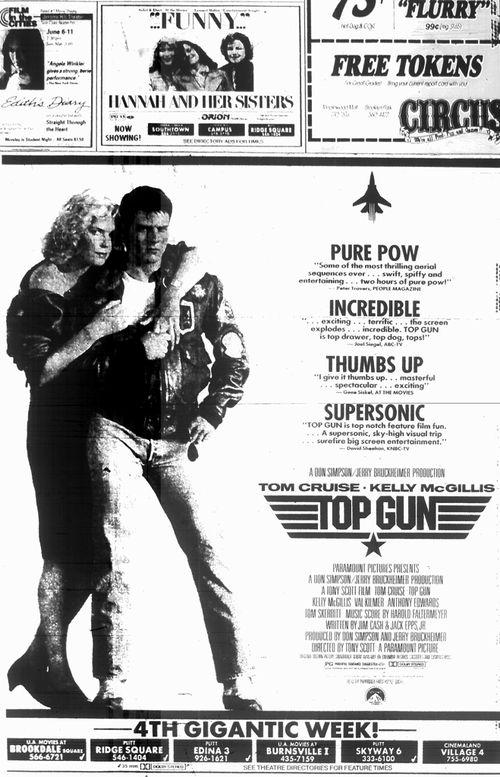 Minnesota Movie Ad June 1986 4