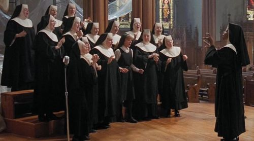 SISTER ACT Choir