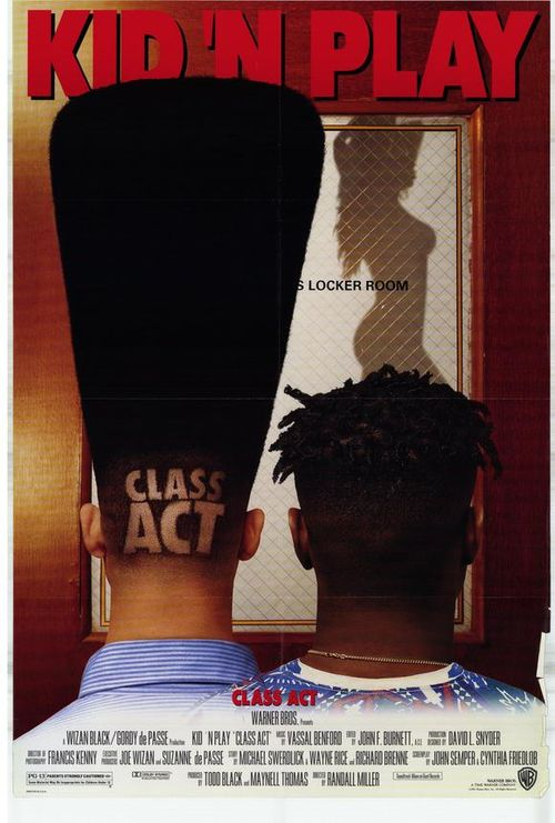 CLASS ACT poster